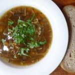 Husí polévka | Martinský vývar