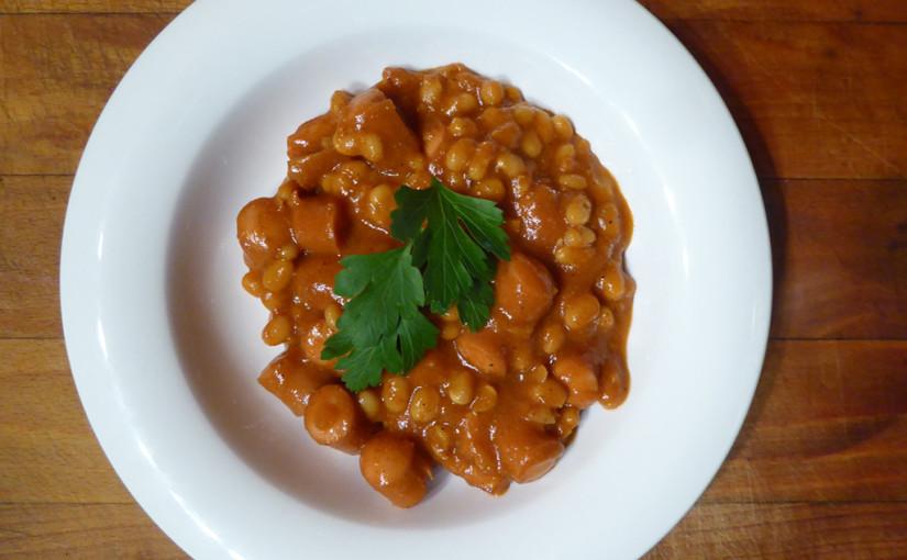 Frankfurtské fazole rychle aspolehlivě | Jedeme tuhle jízdu sHeinzem