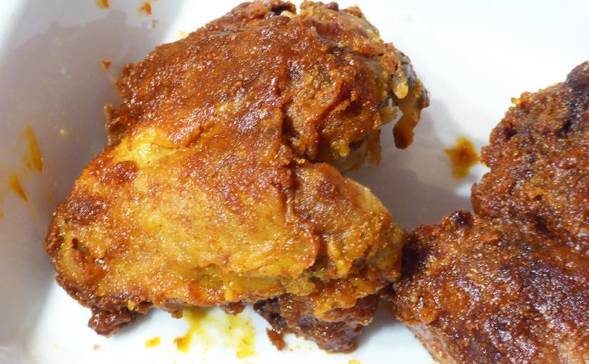 Nashvillská kuřecí křídla vpražské verzi, pikantní záležitost | Inprovizace sinspirací