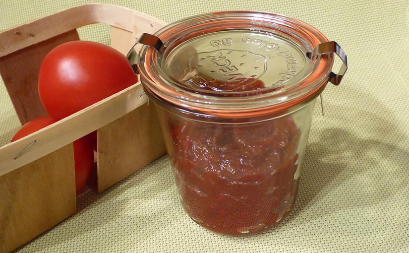 Tomatové chutney | Snadné askvělé | Ochutnej čatní, čatný nebo chutney