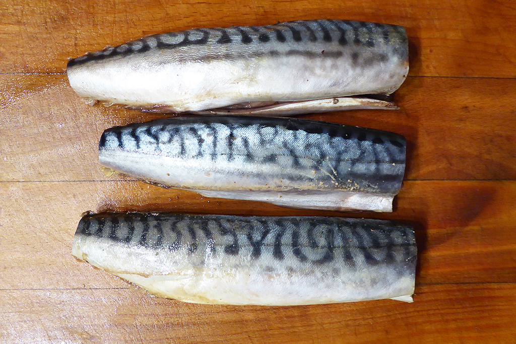 Upravené makrely
