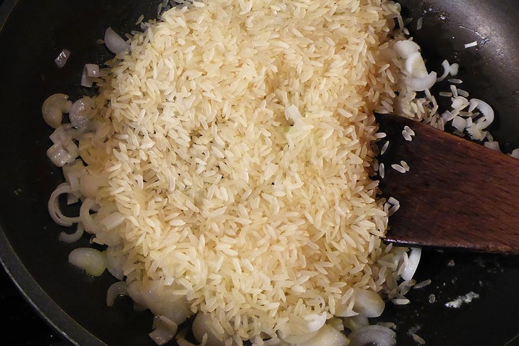 Přidáme rýži