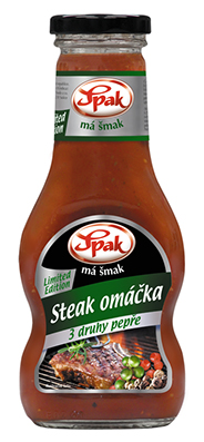 Steak omáčka
