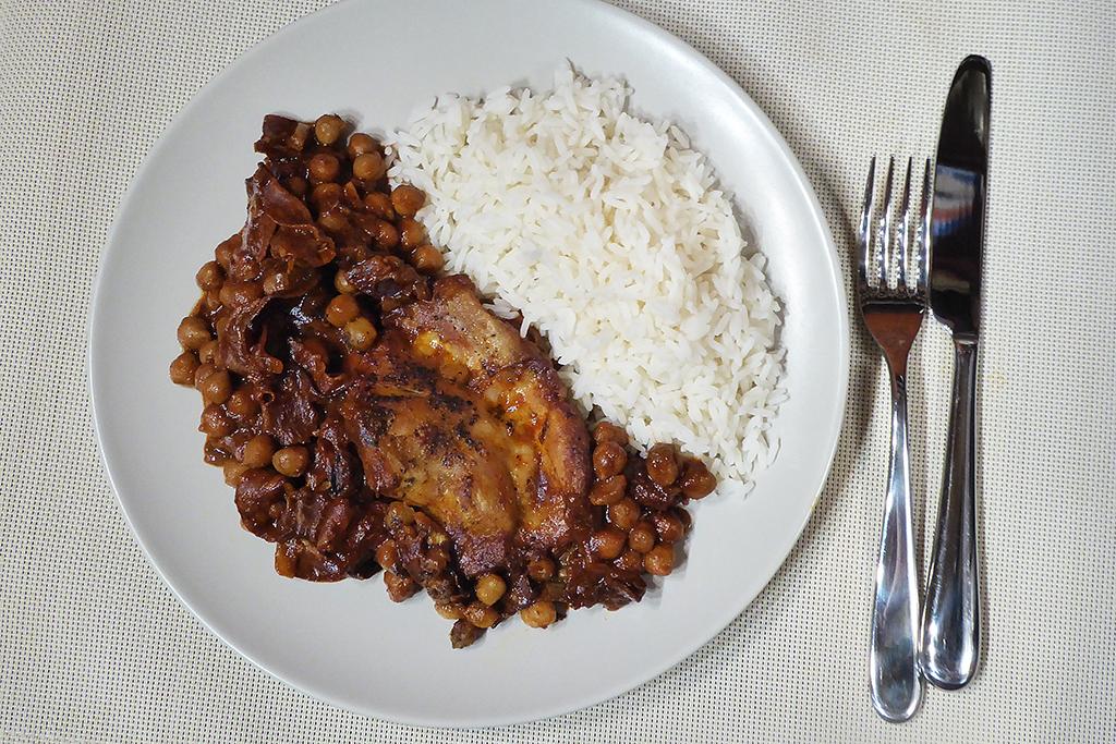 Přílohou může být i rýže