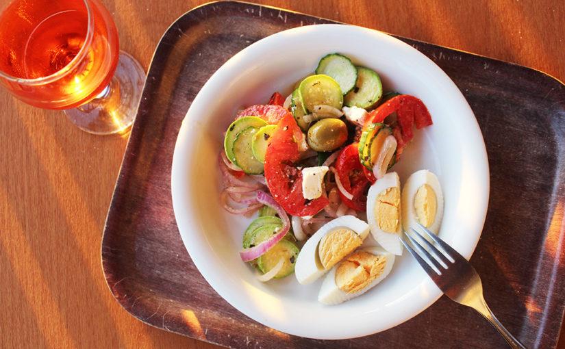 Salát a la řecký