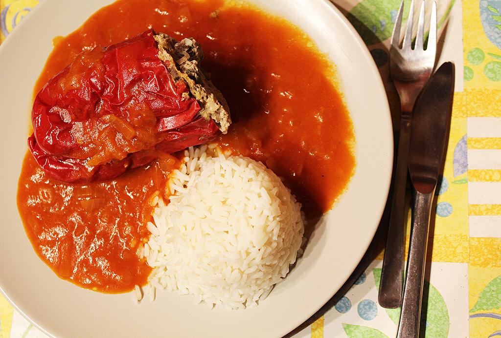 Podáváme s rýží