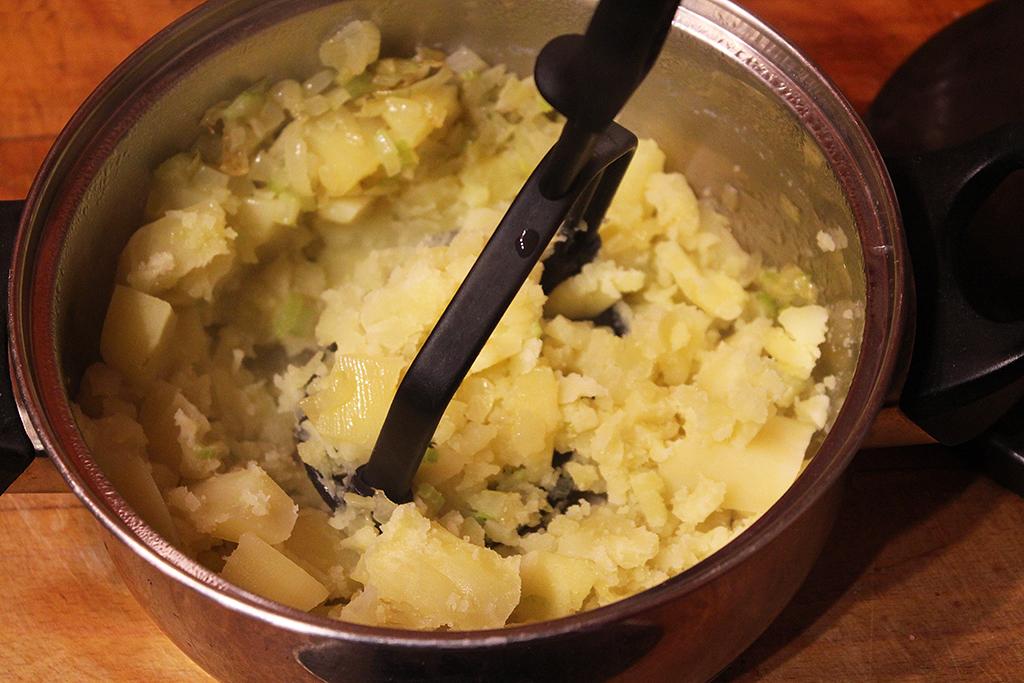 Rozmělníme brambory