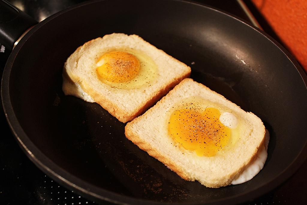 Přidáme vejce