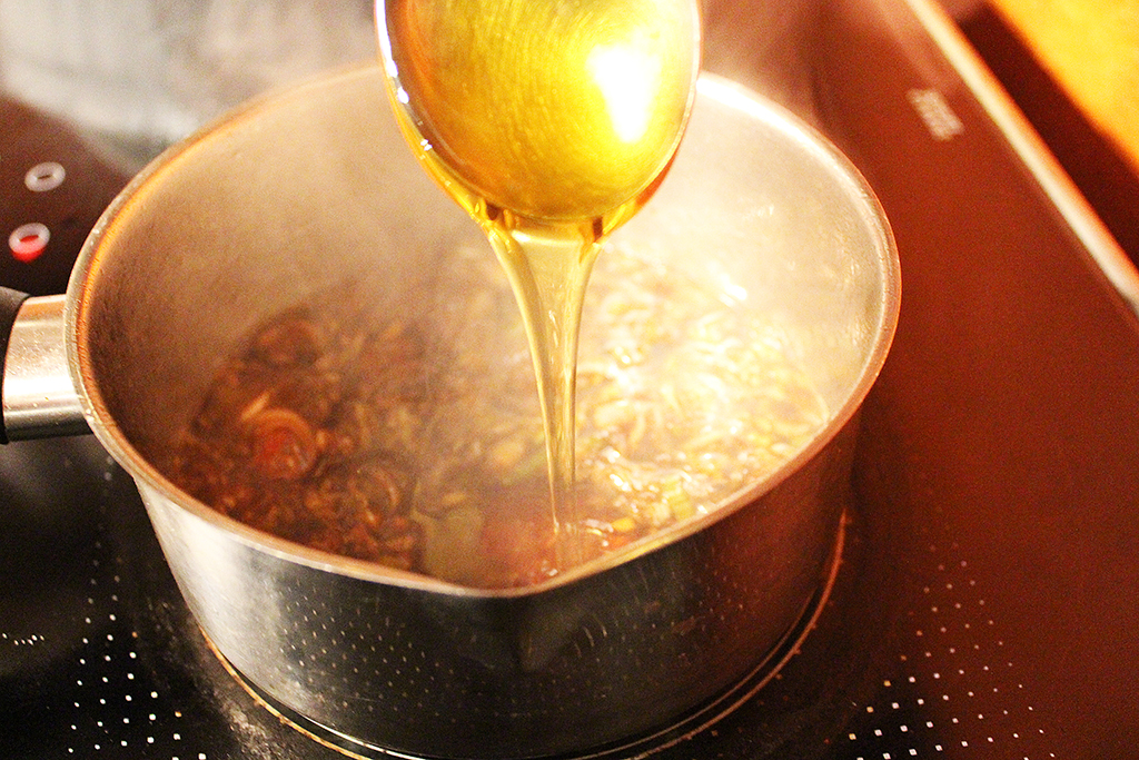 Přidáme med