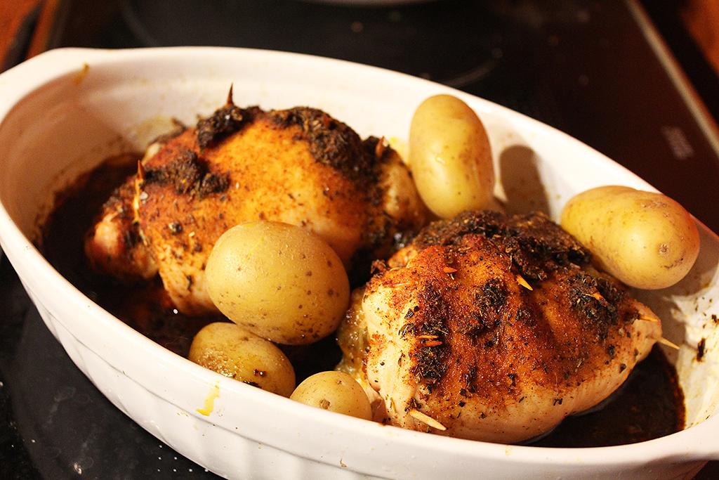 Přidáme brambory