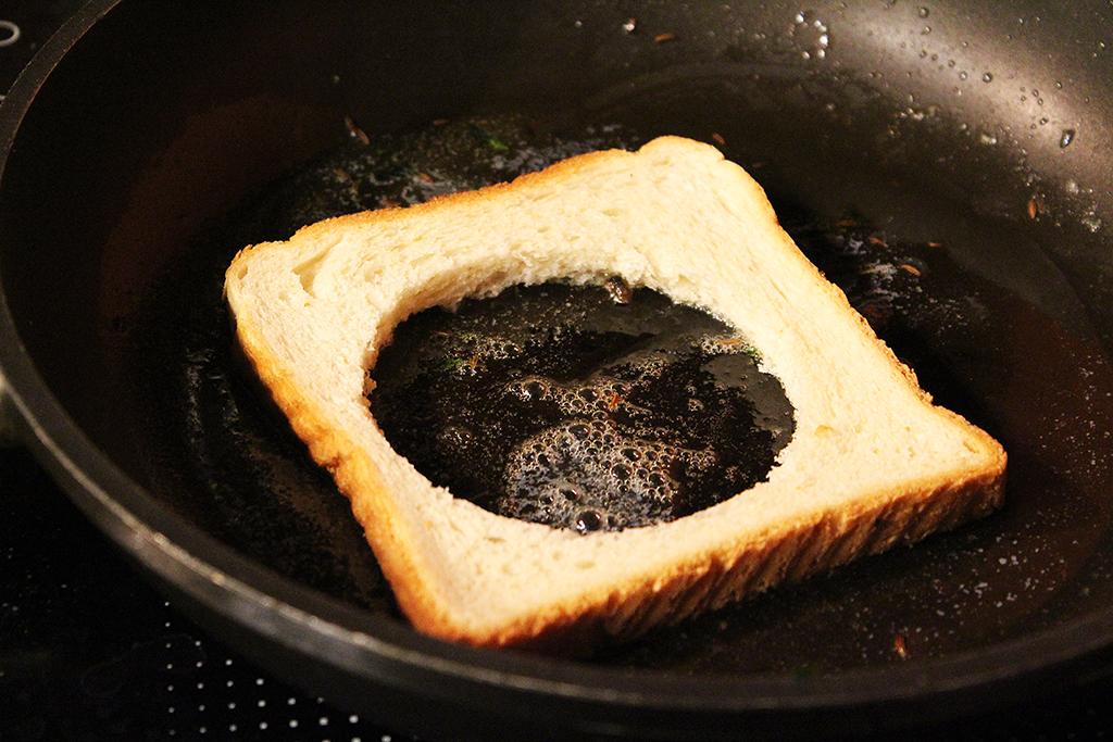 Opečeme toast