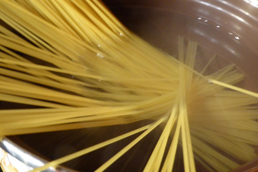 Dáme vařit špagety