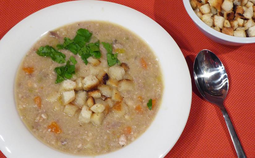 Letošní  vánoční rybí polévka | Kapr asumec spojili síly