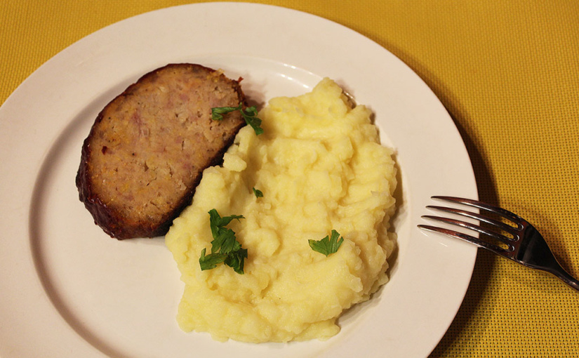 Meat loaf of white sausages,cs | Zkuste inovaci