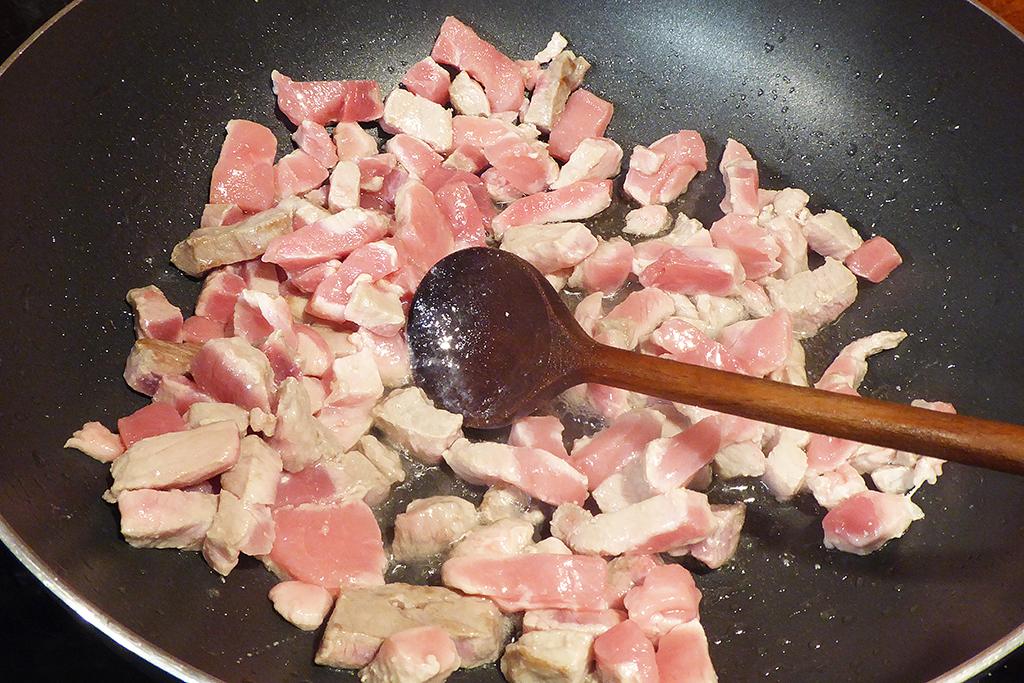 Opečeme maso