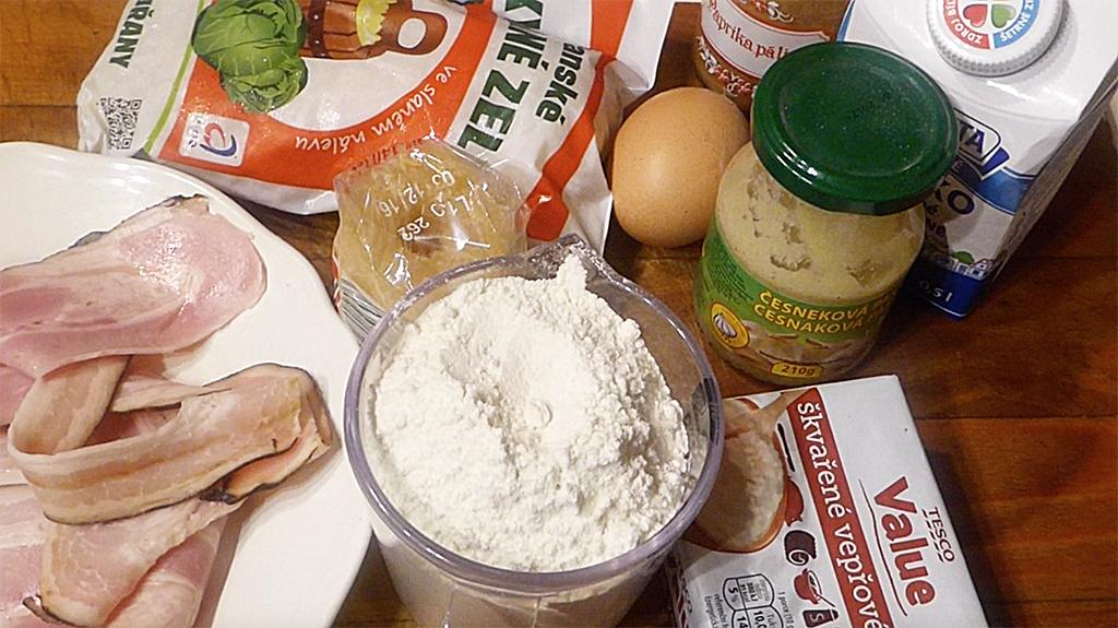 Startovní ingredience