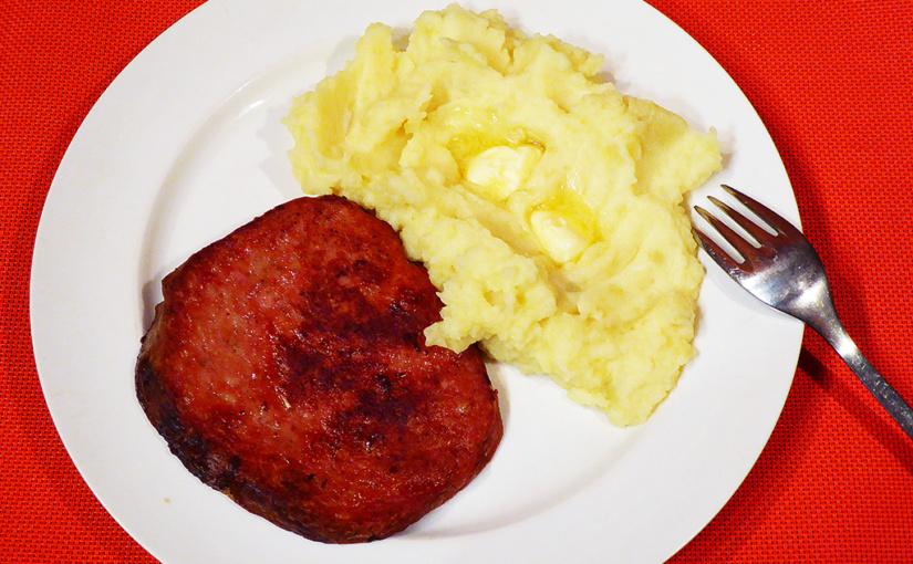 Jiná bramborová kaše | Nebojte se improvizace