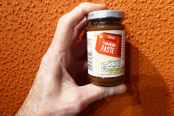 Tamarindová pasta