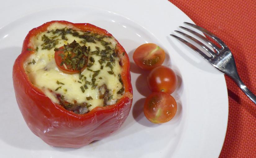 Švédské plněné papriky | Inovace na place