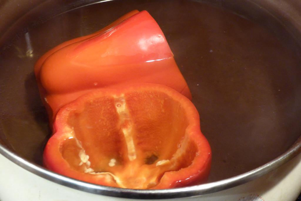 Připravíme papriky