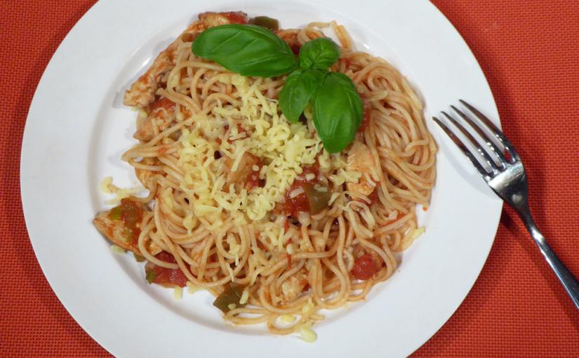 Špagety sdobrou náloží | Inovace ainspirace