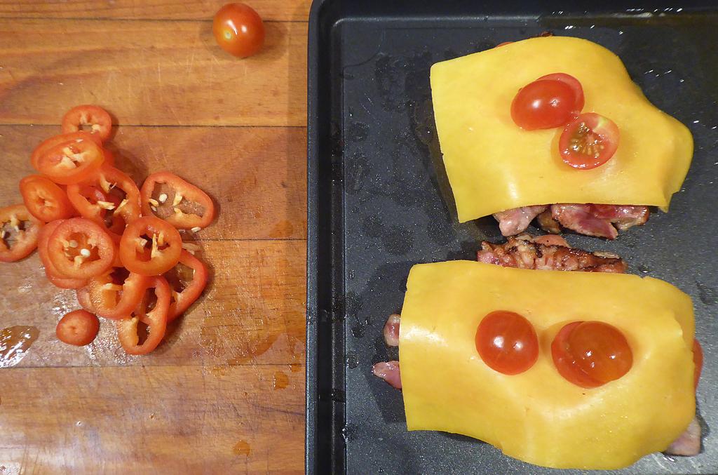 Přidáme sýr