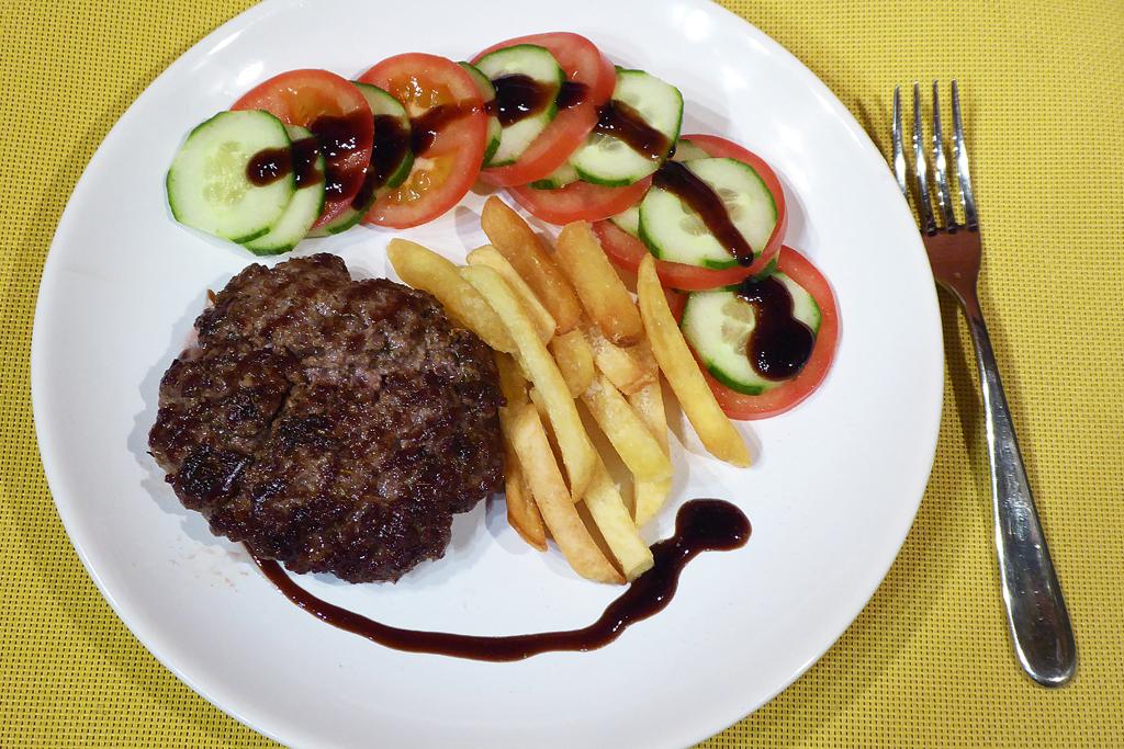 Řecký burger