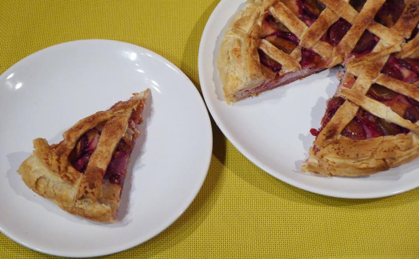 Alsaský švestkový koláč | Tak nějak asi, Alsasané prominou