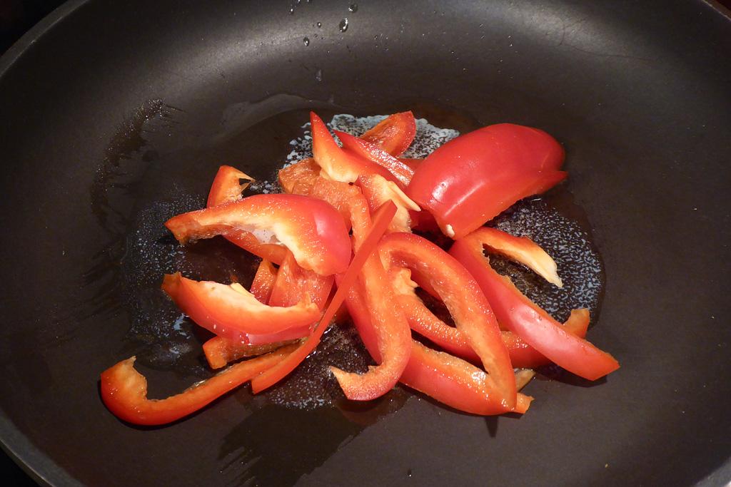 Orestujeme papriku