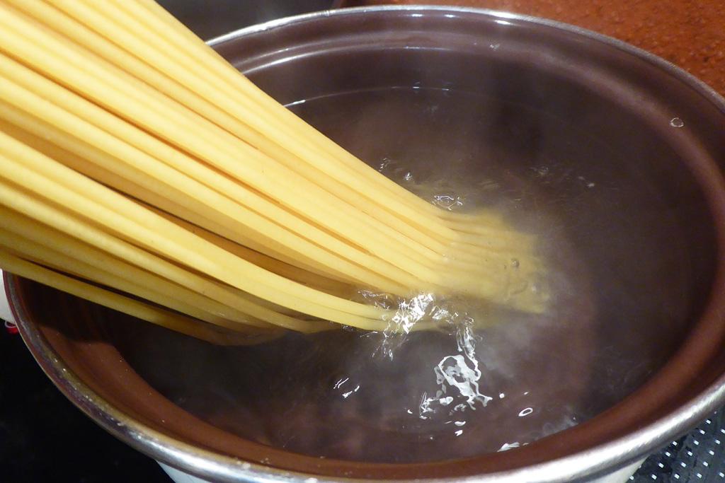 Vaříme těstoviny