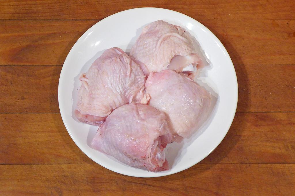 Připravíme kuře