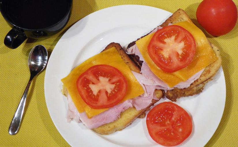Americká snídaně | Aspoň tomu tak říkám