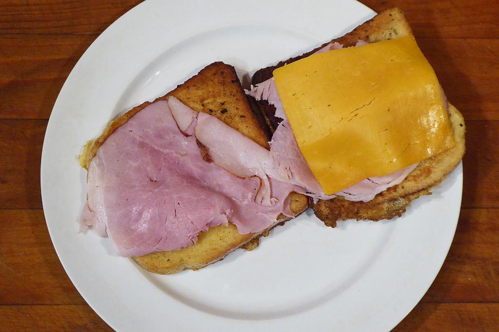 Šunka a sýr