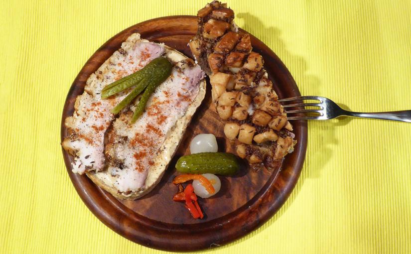 Pikantní bůček | Kalorická bomba