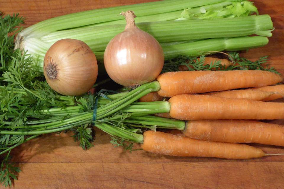 Potřebujeme zeleninu