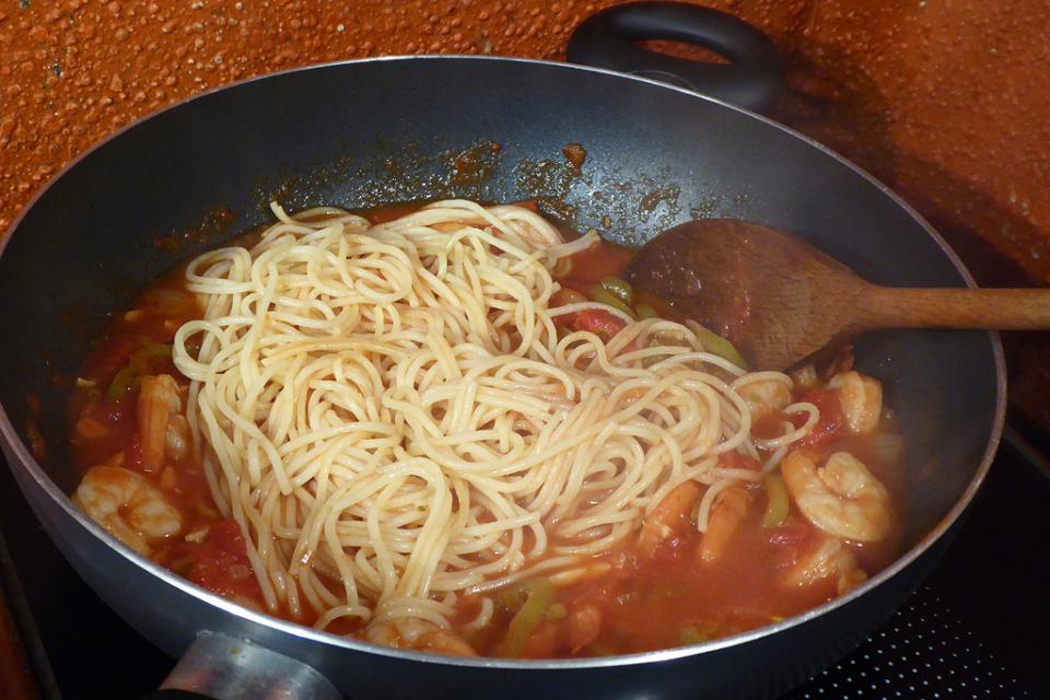 Přidáme špagety