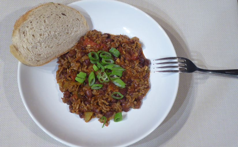 Chilli with beef | Texas in Czech Republic