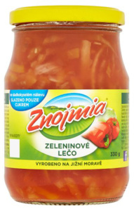 Znojmia Zeleninové lentils 330g