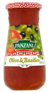 Panzani Olive & Basil 400g