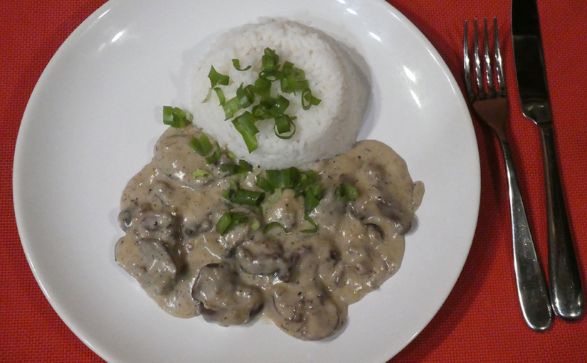 Chicken liver cream | With bread or rice, stačí si vybrat