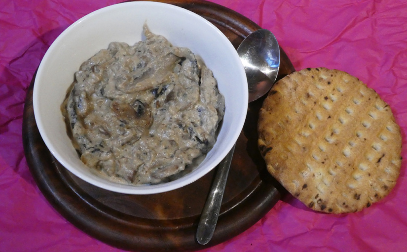 Mushroom sauce | Mushrooms have their charm and the dot of forest mushrooms is not a mistake