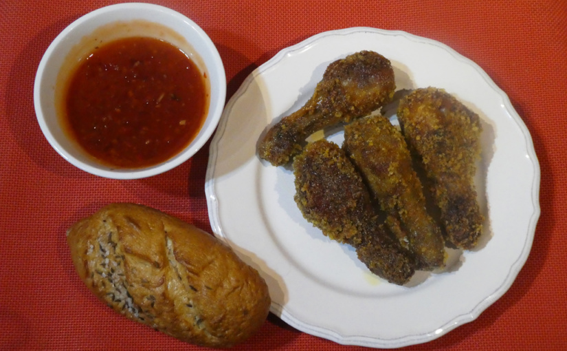 Chicken drumsticks / Fastfood doma
