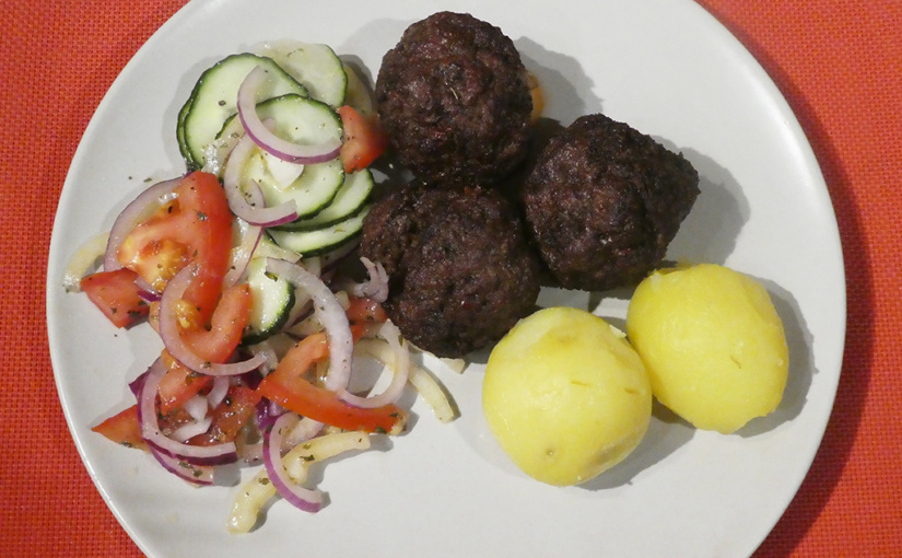 Meat balls | A little different coffee